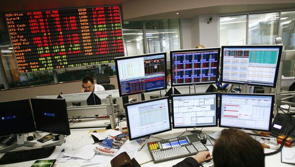 Russian trading company - Sputnik International