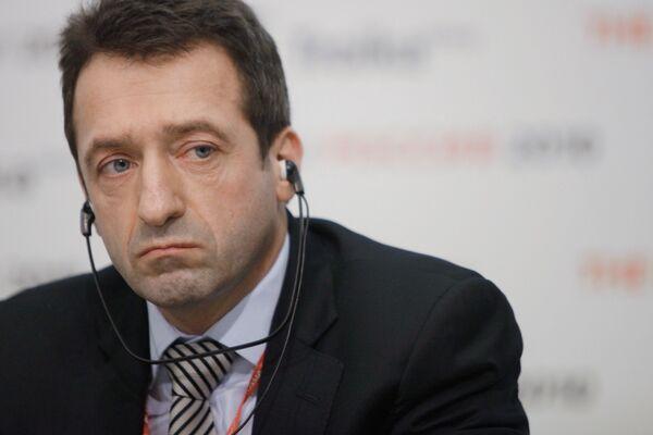Alexander Izosimov, VimpelCom Limited president and CEO - Sputnik International