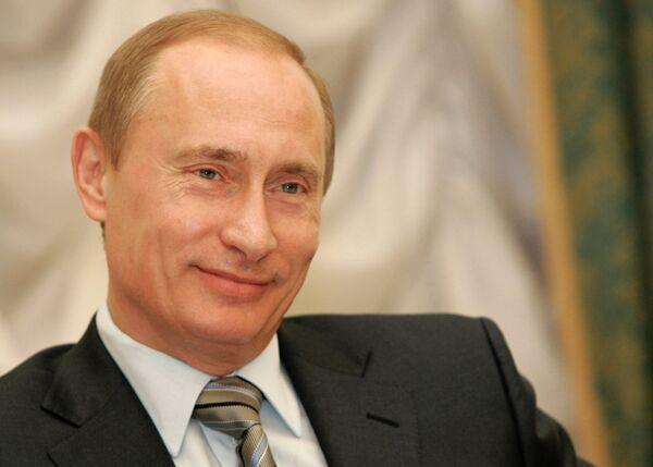 The All-Around Premier Vladimir Putin - Sputnik International