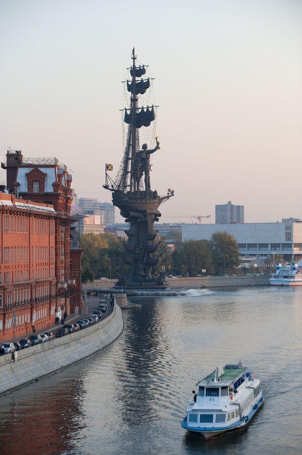 Peter the Great monument - Sputnik International