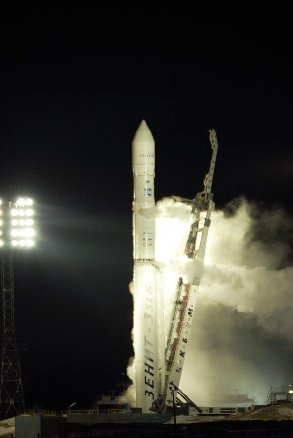Zenit-3SL carrier rocket - Sputnik International