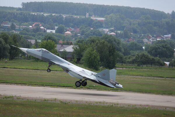 Fifth generation T-50 fighter - Sputnik International