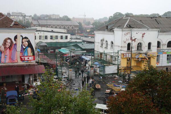 Police arrest 3 militants behind Vladikavkaz market attack - Sputnik International