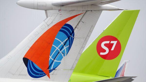 Самолет - Sputnik International