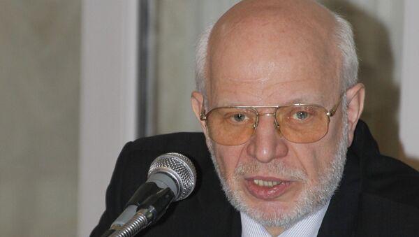 Mikhail Fedotov appointed presidential adviser on human rights - Sputnik International