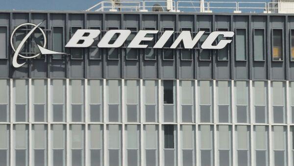Boeing headquarters in Los Angeles - Sputnik International