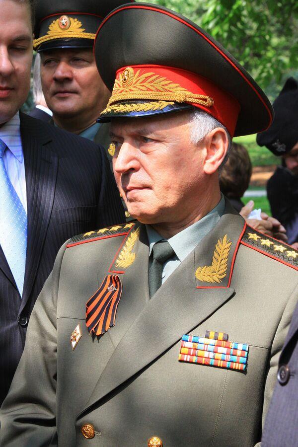 Nikolai Makarov - Sputnik International