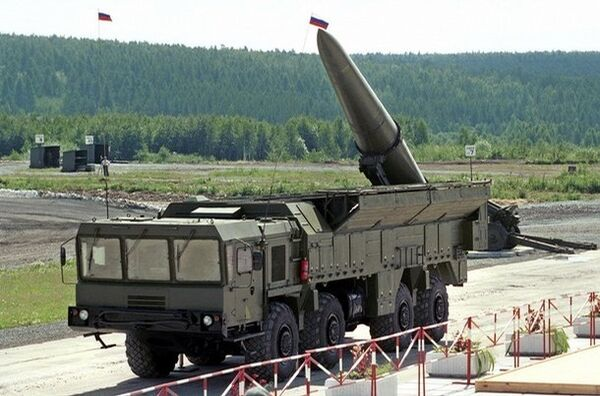 Russia to deploy Iskander missiles in all military districts - Sputnik International