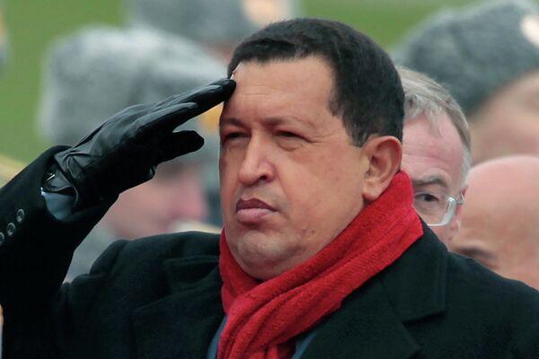 Hugo Chavez - Sputnik International