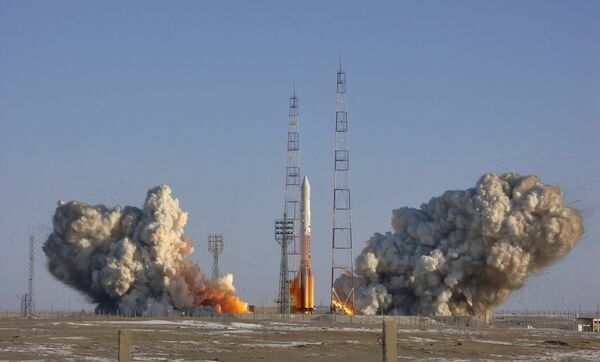 Proton-M heavy carrier rocket  - Sputnik International