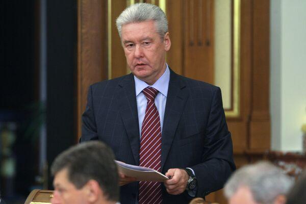 Deputy Prime Minister Sergei Sobyanin - Sputnik International