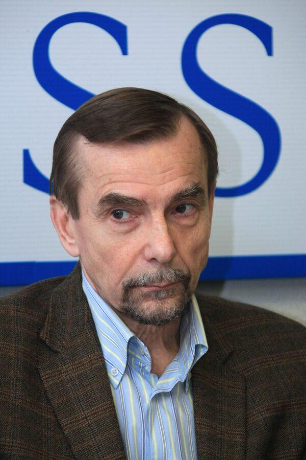 Human rights advocate Lev Ponomaryov - Sputnik International