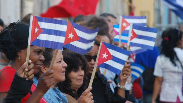 Fifty Years of Solitude: The U.S. embargo against Cuba - Sputnik International