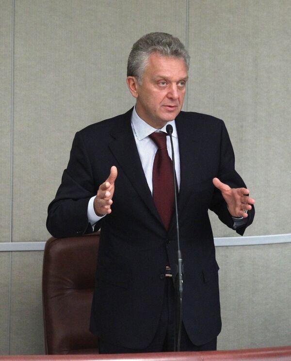 Viktor Khristenko - Sputnik International