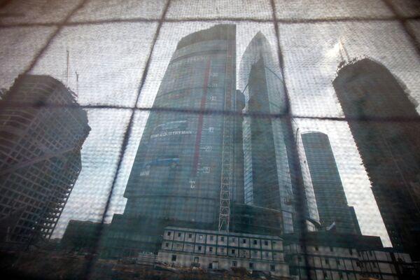 Moscow City - Sputnik International