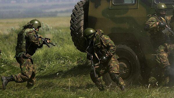 Militant killed in police shootout in Dagestan - Sputnik International