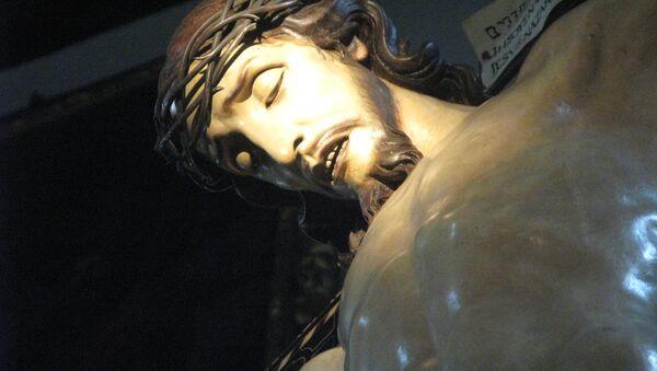 Jesus statue. Archive - Sputnik International