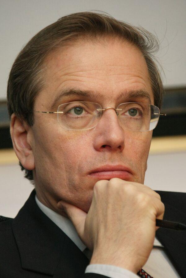 Deputy Finance Minister Dmitry Pankin - Sputnik International
