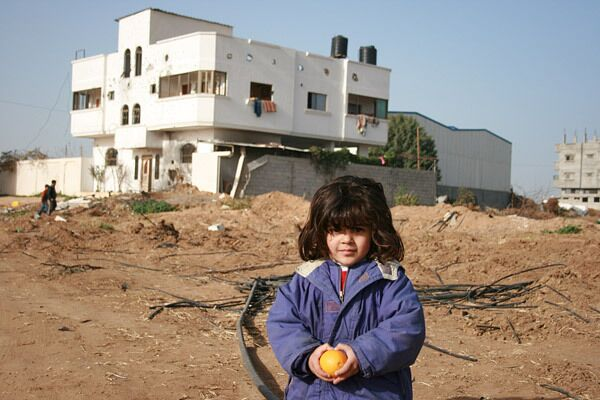 Some 40,000 Palestinian children could not go to school this year over a lack of educational facilities in Gaza. - Sputnik International