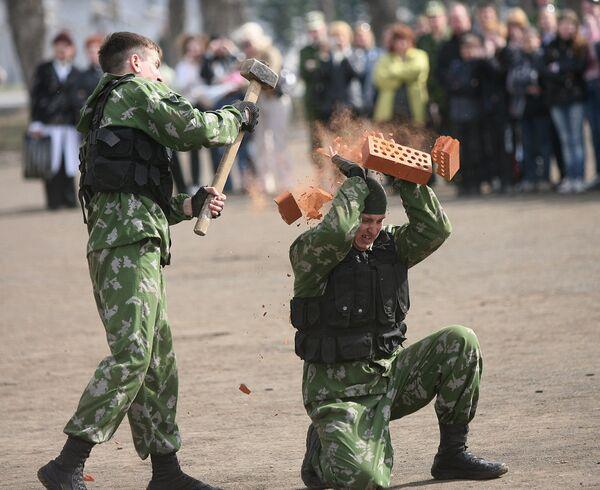 Russian Special Forces: trials not everyone will endure  - Sputnik International