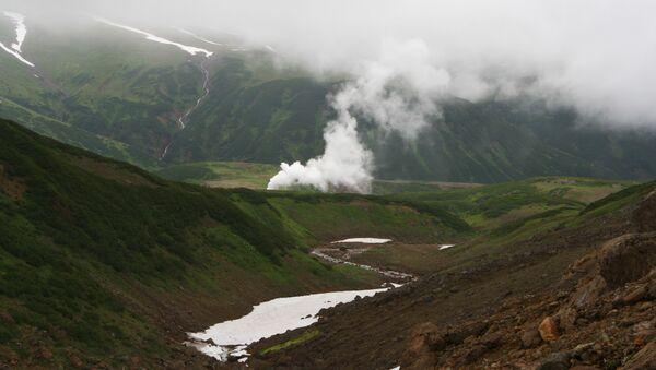 Geothermal generation station on Kamchatka - Sputnik International