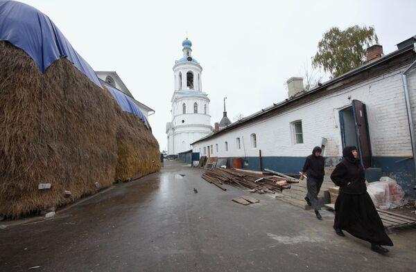 St. Bogolyubsky Convent in the central Vladimir Region - Sputnik International