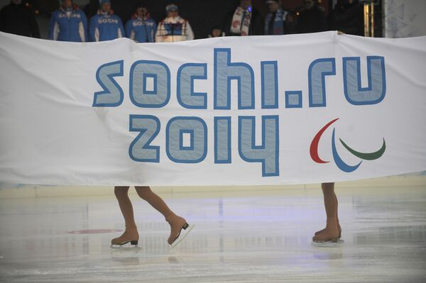 Winter Olympics 2014 - Sputnik International
