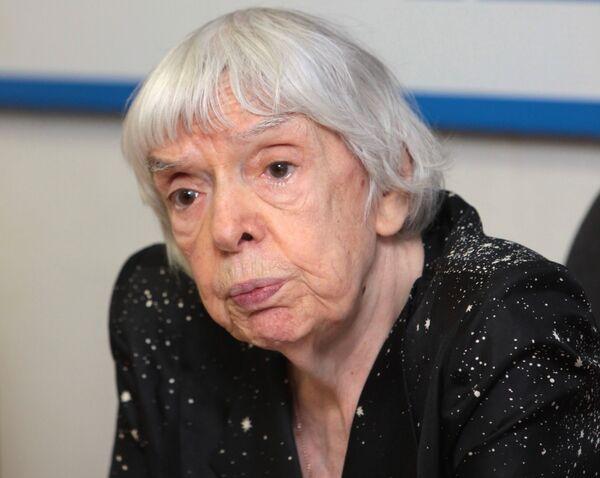Leading activist Lyudmila Alexeyeva - Sputnik International