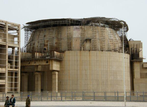 Iran's Bushehr nuclear power - Sputnik International