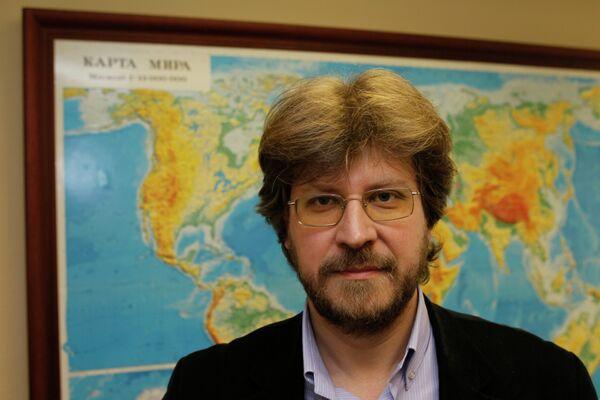 Fyodor Lukyanov - Sputnik International