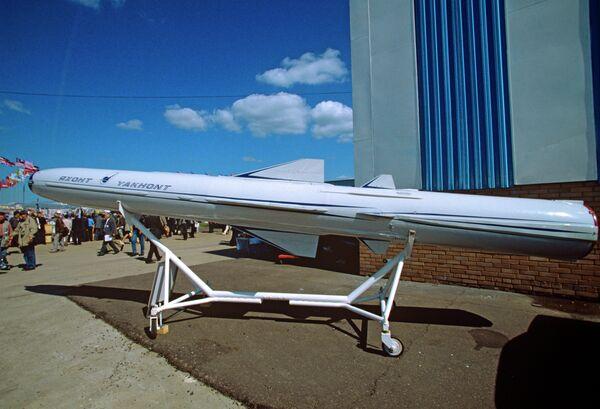 Yakhont missiles - Sputnik International