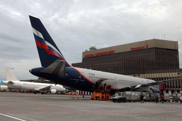 Russia's largest international airport, Moscow Sheremetyevo - Sputnik International