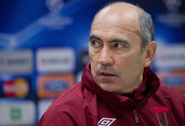 Rubin coach Kurban Berdiyev - Sputnik International