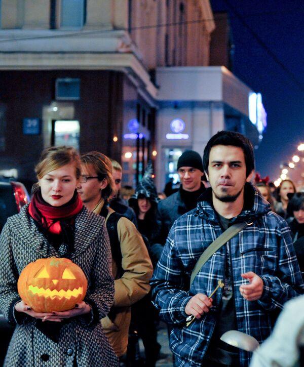 Russians reluctant to celebrate Halloween amid 'Satanic' warnings - Sputnik International