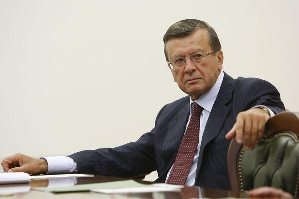 Russia's First Deputy Prime Minister Viktor Zubkov - Sputnik International