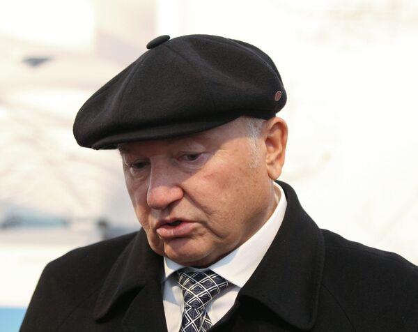 Former mayor Yury Luzhkov - Sputnik International