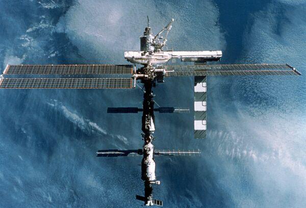 The International Space Station (ISS)  - Sputnik International