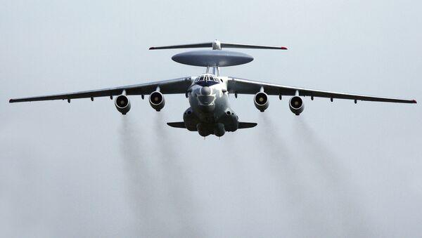 A-50 Mainstay AWACS aircraft - Sputnik International