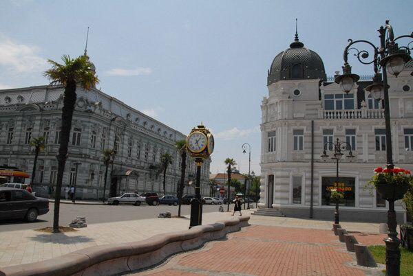 Georgia,  Batumi  - Sputnik International