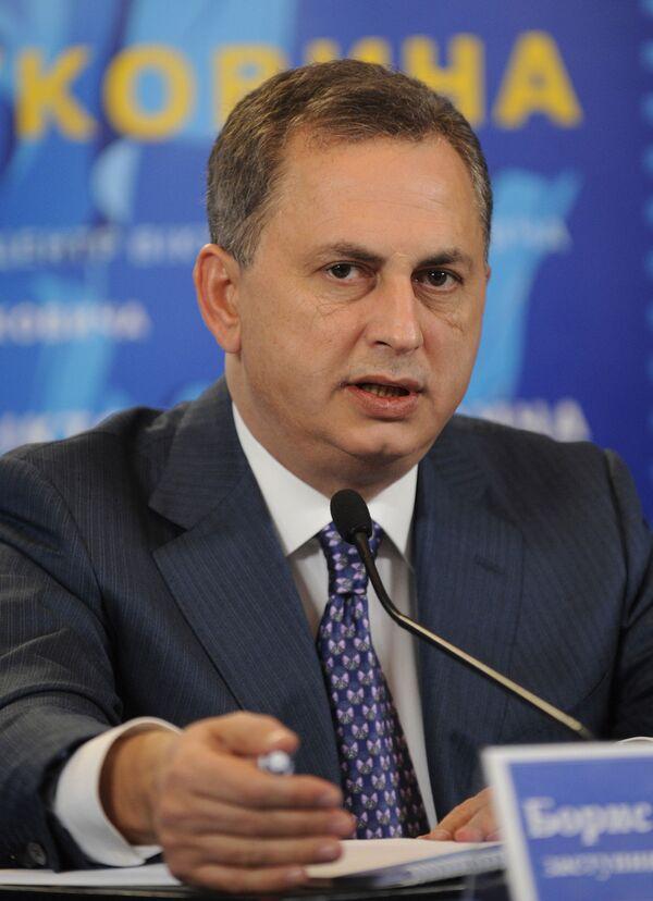 Boris Kolesnikov - Sputnik International