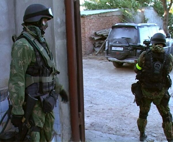 Russian special forces - Sputnik International