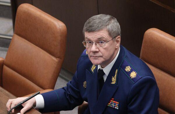 Prosecutor General, Yuri Chaika, gets attack on Kommersant journalist under control - Sputnik International