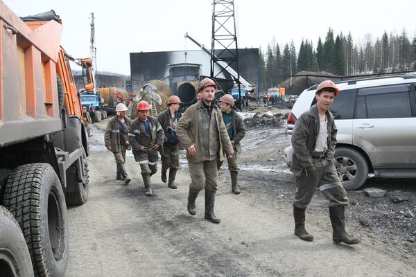 Another body recovered from blast-hit Siberian coalmine  - Sputnik International