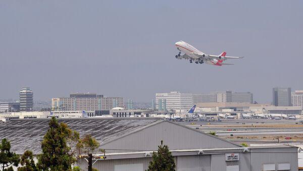 Yangtze River Express's Boeing-747 - Sputnik International