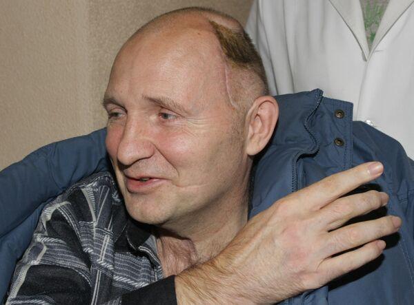 Mikhail Beketov (archive) - Sputnik International
