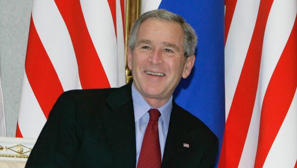 Джорж Буш - Sputnik International