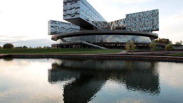 IBM to open research center in Skolkovo hub - Sputnik International