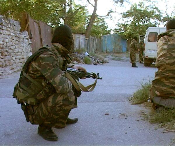 Police operation in Dagestan. Archive - Sputnik International