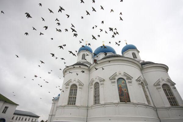 St. Bogolyubsky Convent - Sputnik International