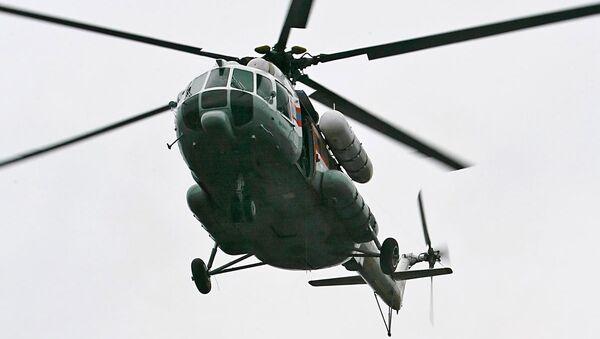 Вертолет МИ-8 - Sputnik International
